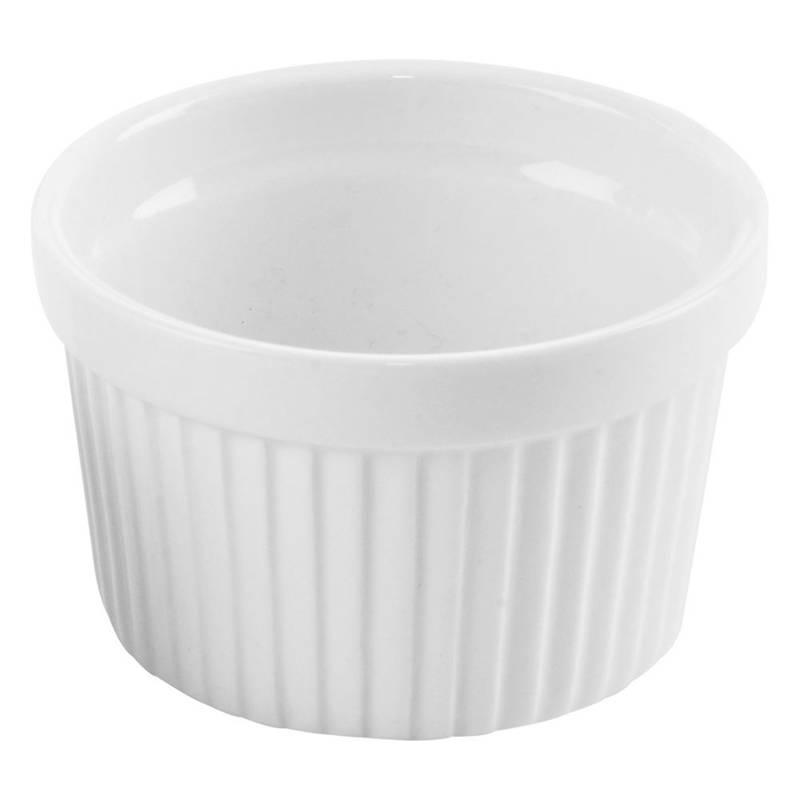 ORION Bowl ramekin for baking heat-resistant porcelain 9 cm