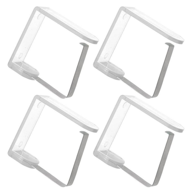 ORION Clips Handles Clamps for the table cloth 4 pcs