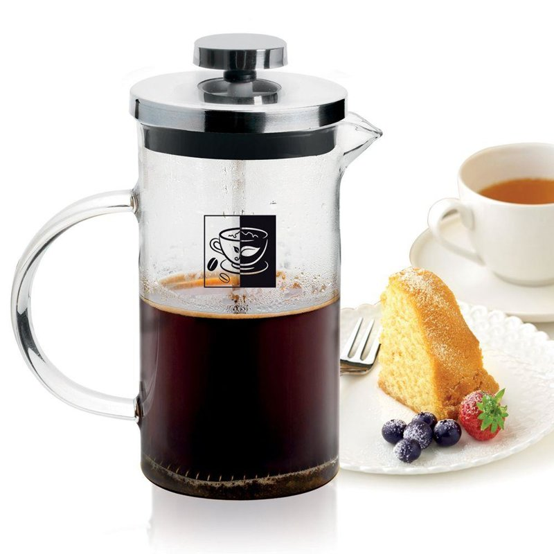 ORION Glass infuser for coffee / tea 0,35L