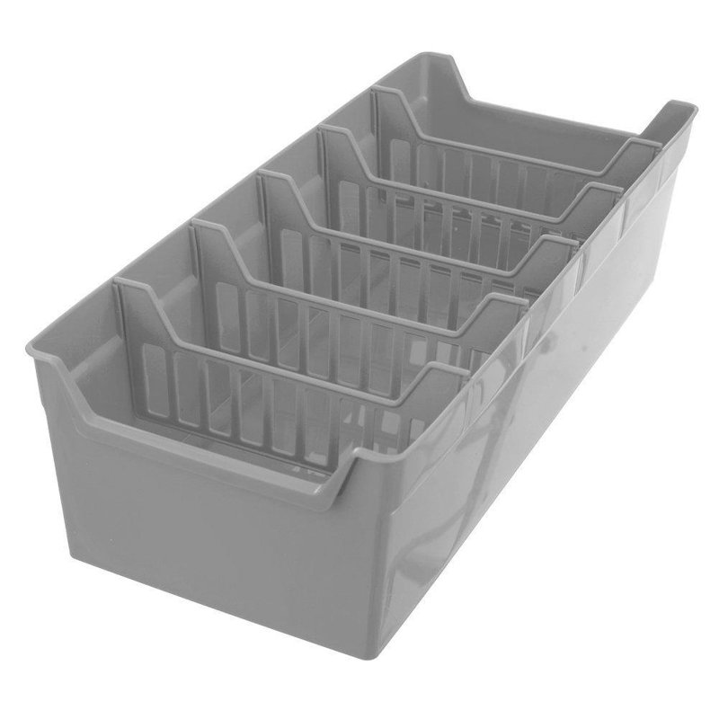 ORION ORGANIZER for SPICES bags container GREY