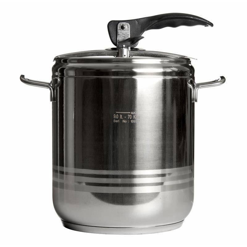 ORION Pressure cooker steel induction PROFI 9L