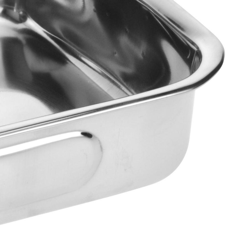 ORION Roasting pan STEEL SHEET for oven set 3 pieces
