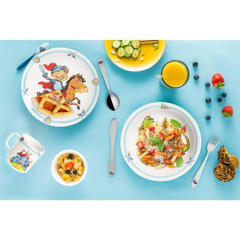 ORION Set - plate, bowl, mug FOR KIDS / KID