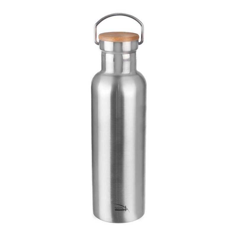 ORION Steel thermos BOTTLE for drinks tea coffee 0,8L