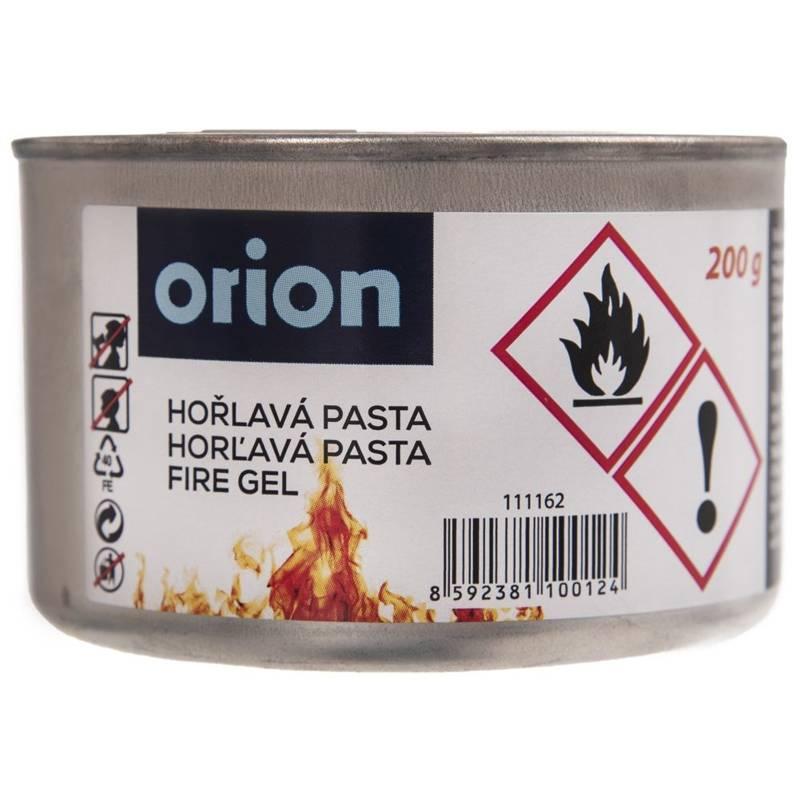 ORION Brennpaste / Brenngel für Fondue-Pastenbrenner FENIX 0,22l