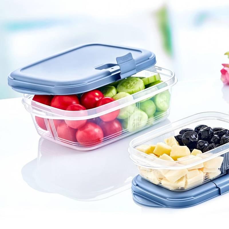 ORION Lebensmittelbehälter MIKROWELLENGEEIGNET Lunchbox 0,4l