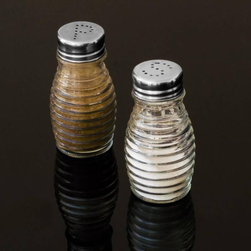 Salz- und Pfefferstreuer GEWÜRZSTREUER Gewürzdosen