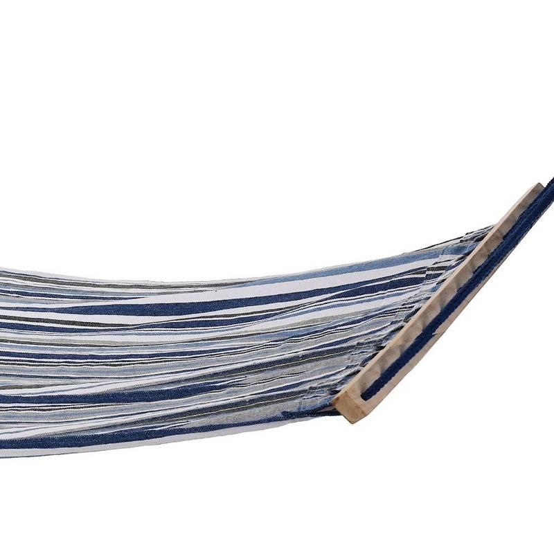 Duży mocny hamak, XXL, 200x150 cm, 2-osobowy, dwuosobowy, leżanka