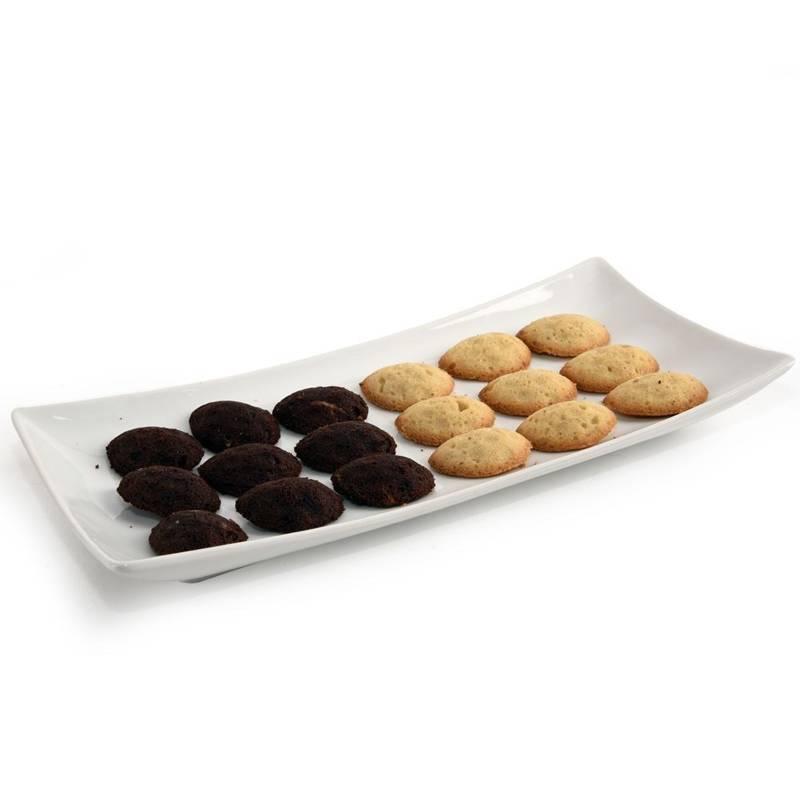 Forma do pieczenia ciastek, silikonowa, orzeszków, orzechy