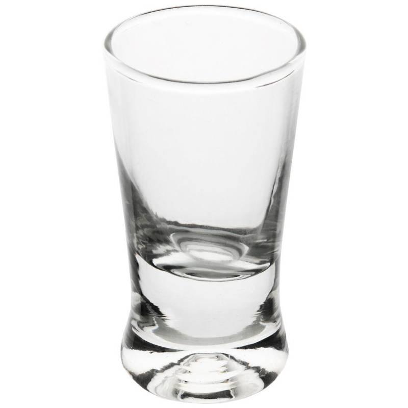 Kieliszek do wódki likieru shotow 25ml 6 szt