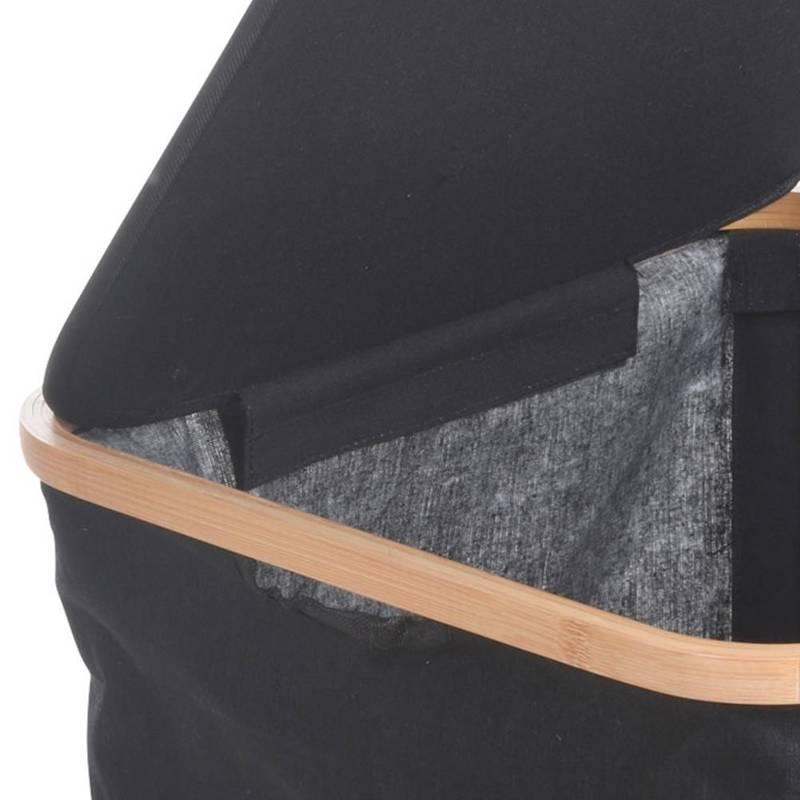 Kosz na pranie / pojemnik bieliznę SKŁADANY torba