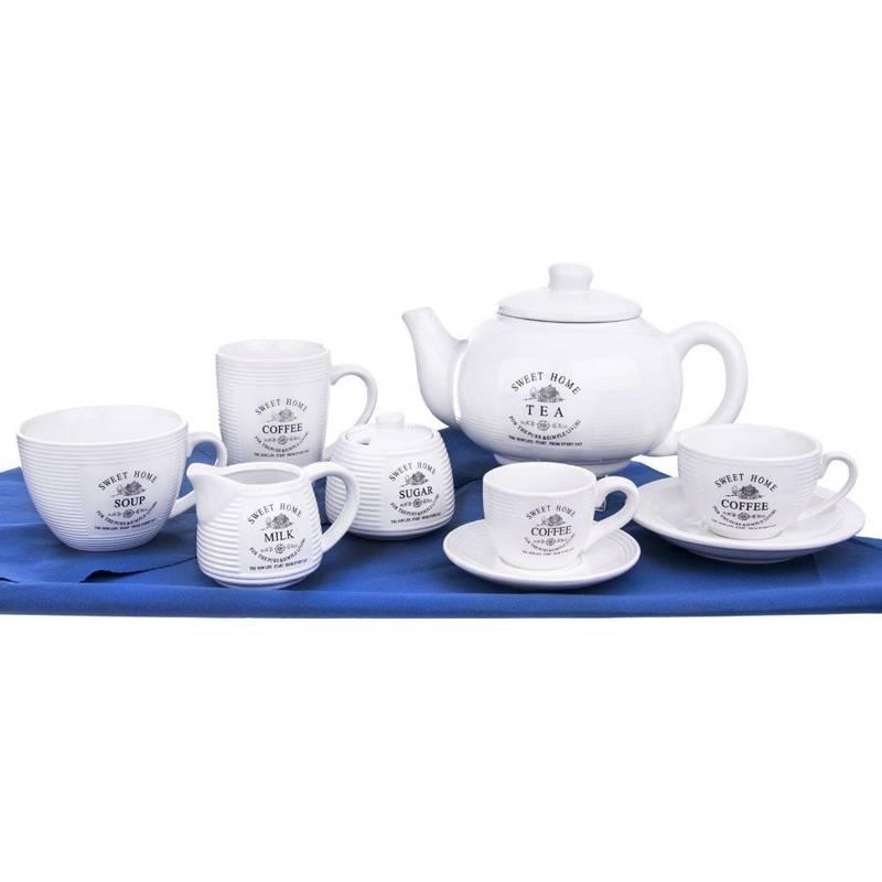 Kubek ceramiczny do kawy herbaty SWEET HOME 0,45L
