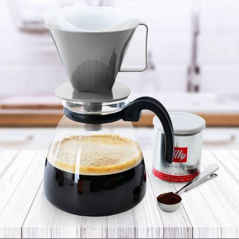 Lejek do filtrowania kawy zaparzacz