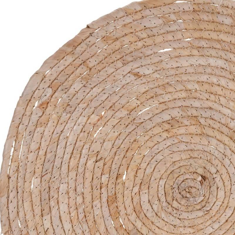 Mata kuchenna na stół, podkładka pod talerz, sztućce, okrągła 35 cm