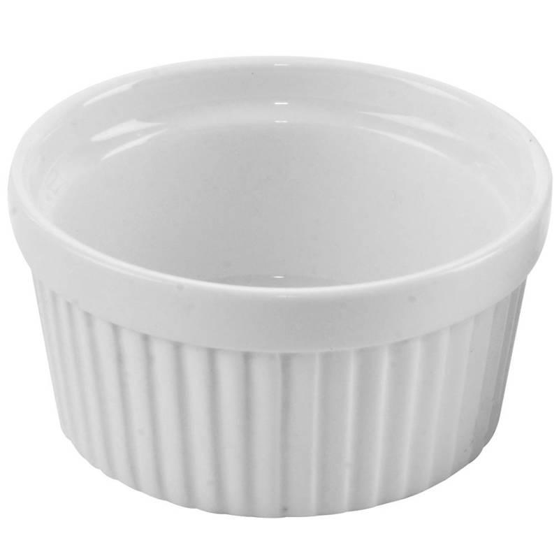 Miseczka kokilka do zapiekania żaroodporna porcelanowa 9 cm 150 ml
