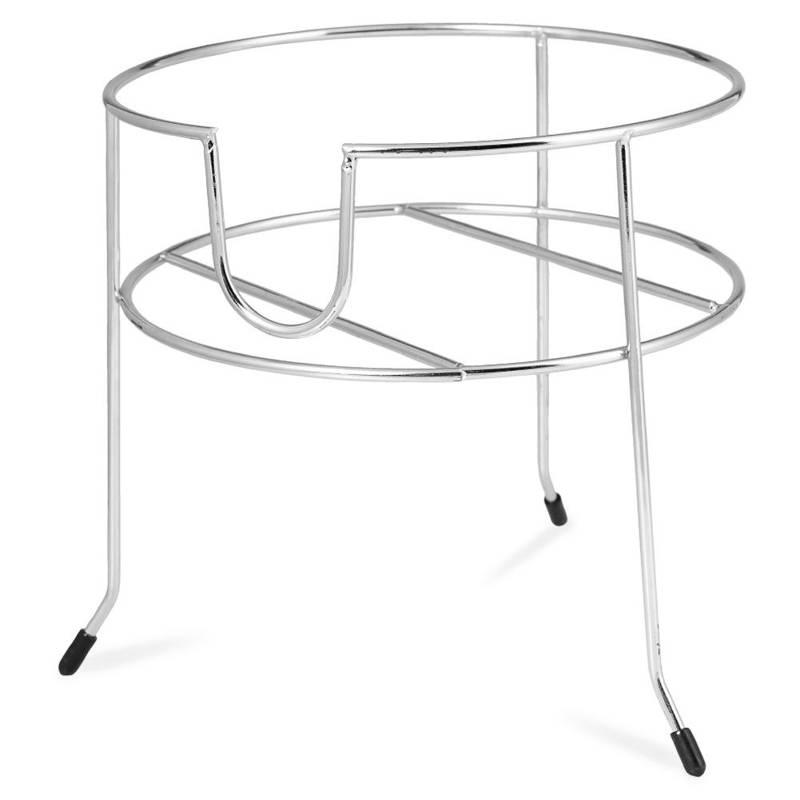 Podstawa, stojak pod słój, słoik, dystrybutor szklany z kranikiem, kranem na napoje