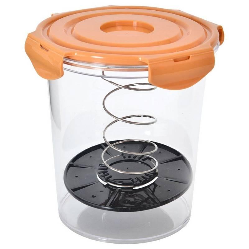 Pojemnik do marynowania żywności 4L ze sprężyną