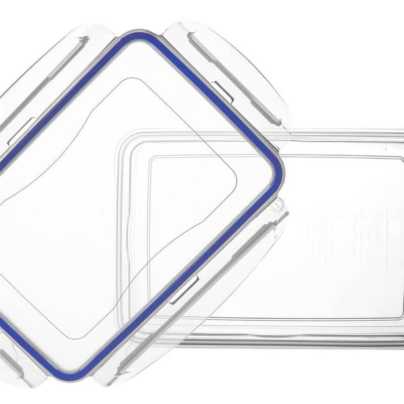 Pojemnik do żywności z uszczelką 0,4L prostokątny