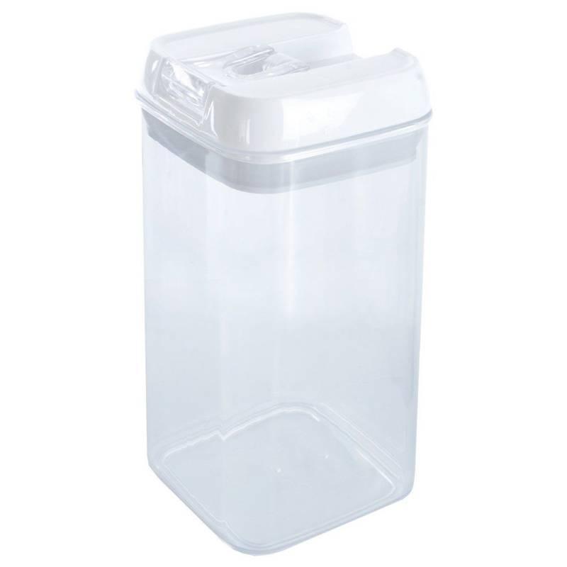 Pojemnik na żywność płatki makaron hermetyczny 1,4L