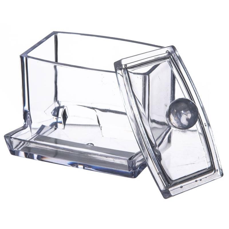 Pojemnik / podajnik na patyczki kosmetyczne