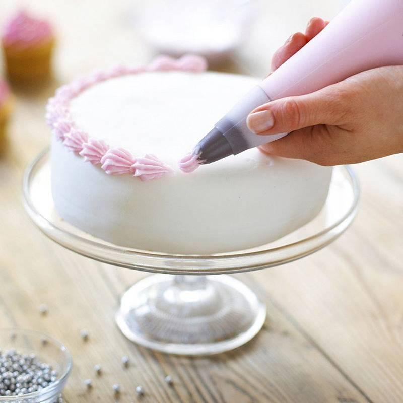 Rękaw cukierniczy silikonowy worek dekorator tylki