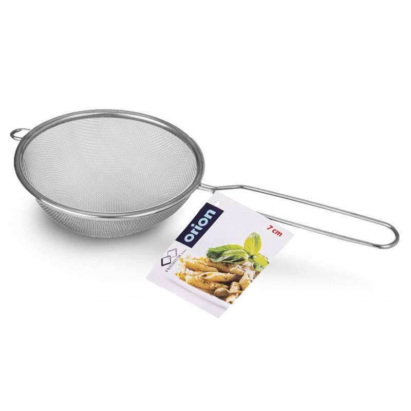 Sitko kuchenne stalowe cedzak durszlak 7 cm