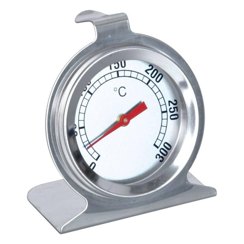 Termometr do piekarnika pieczenia stalowy ORION