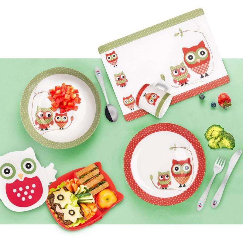 Termos obiadowy SOWA dla dzieci dziecka 0,48L