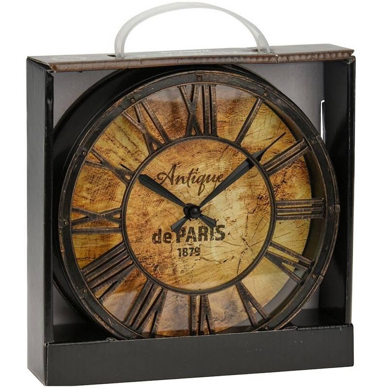 Zegar ścienny, okrągły, vintage 3d, modny, do salonu, pokoju, sypialni, kuchni, 21 cm