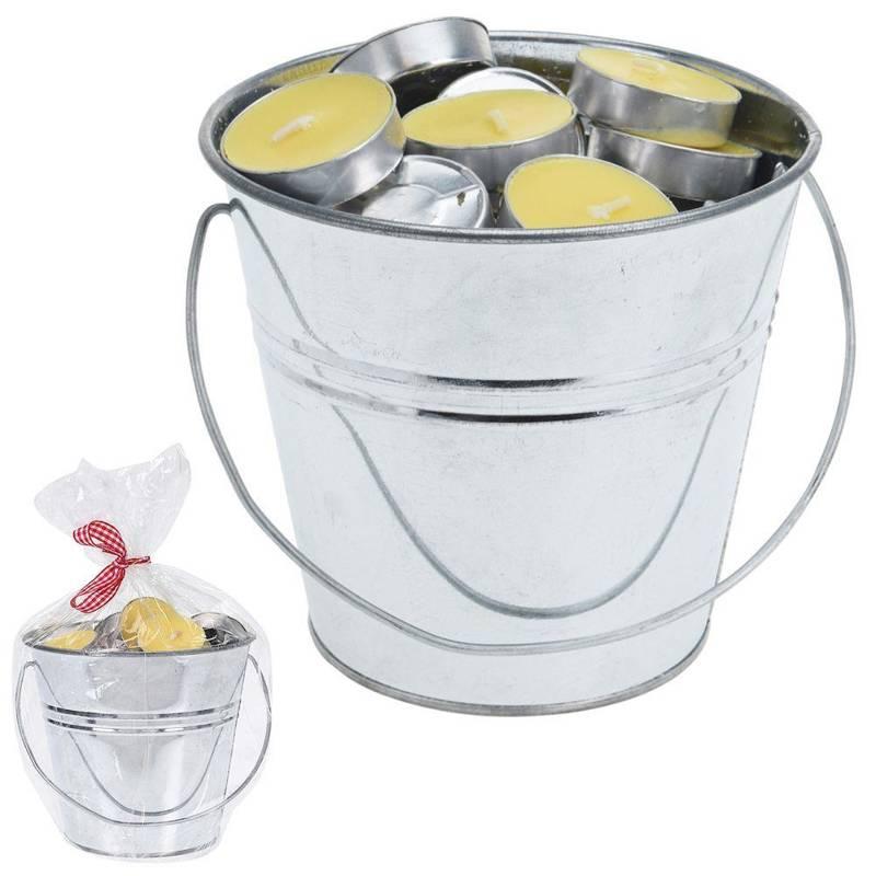 Lumânare de ceai, lumânare anti-țânțar, citronella, anti-țânțar, lumină de ceai, 50 de bucăți